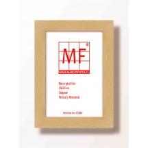 Marco 20x30 3 cm  Plana  madera Mañio Bruto