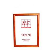 Marco de madera Mañio tamaño 50x70 Rodon Alerce